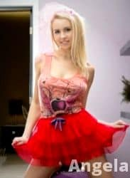 Female Angela Escort in Balnapaling